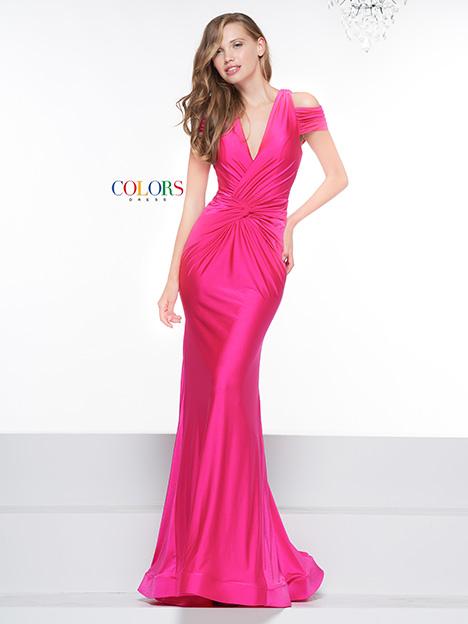 2103 Bridesmaids                                      dress by Colors Dress
