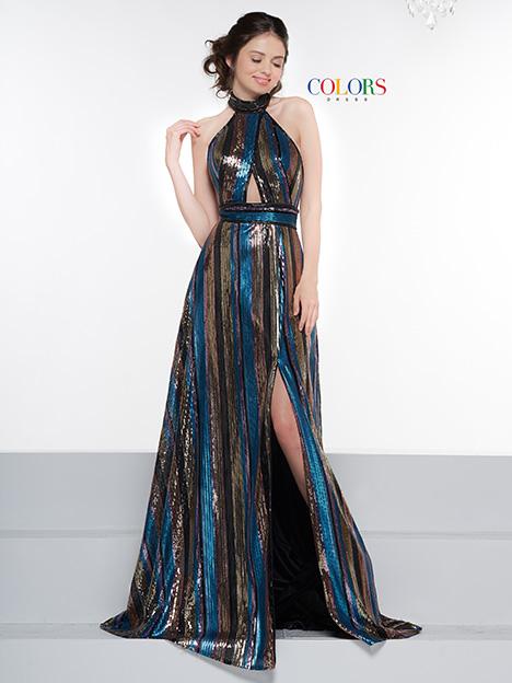 2060 Bridesmaids                                      dress by Colors Dress