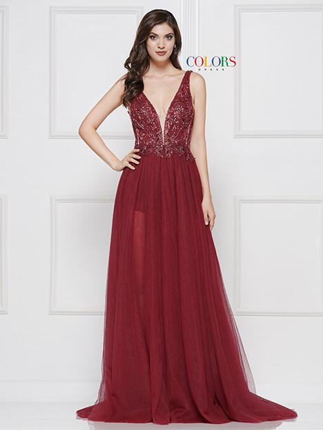 2117 Bridesmaids dress by Colors Dress