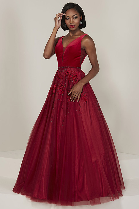 16342 Prom                                             dress by Tiffany Designs