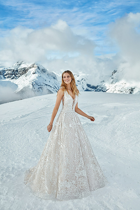 SKY147 Wedding                                          dress by Eddy K Sky