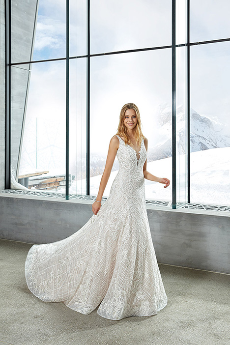 SKY155 Wedding                                          dress by Eddy K Sky