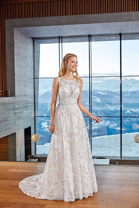 SKY156 Wedding                                          dress by Eddy K Sky