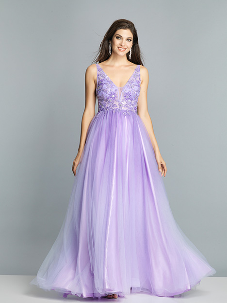 7966 gown from the 2019 Dave & Johnny Special Occasions collection, as seen on dressfinder.ca