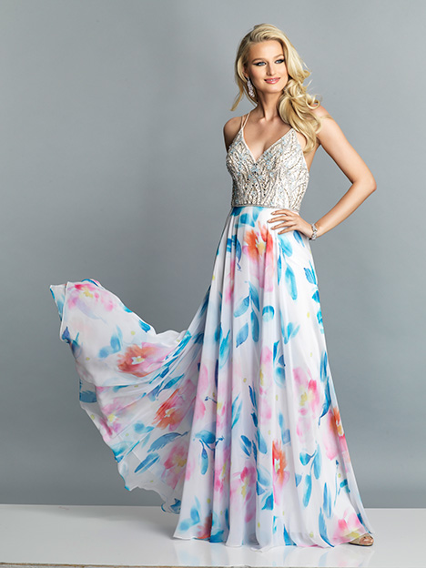 7932 gown from the 2019 Dave & Johnny Special Occasions collection, as seen on dressfinder.ca