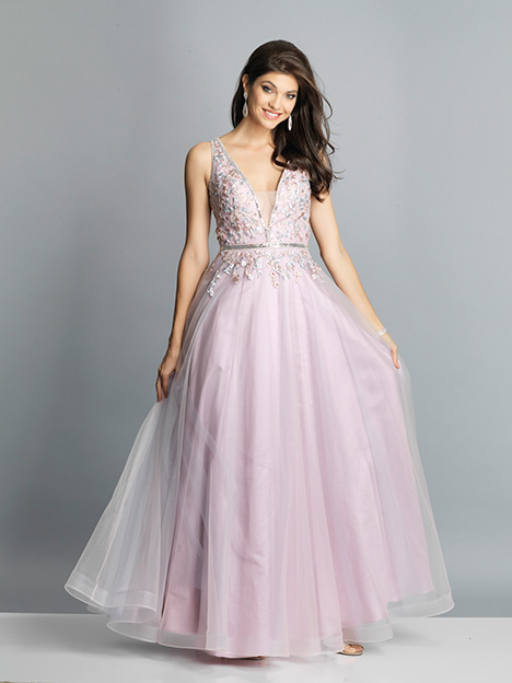 7927 gown from the 2019 Dave & Johnny Special Occasions collection, as seen on dressfinder.ca