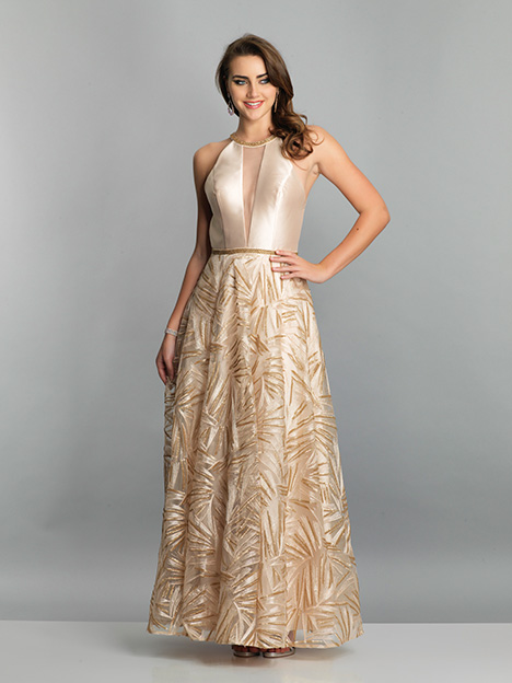 7895 gown from the 2019 Dave & Johnny Special Occasions collection, as seen on dressfinder.ca