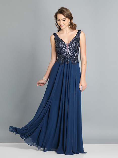 7868 gown from the 2019 Dave & Johnny Special Occasions collection, as seen on dressfinder.ca
