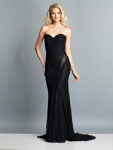 7859 gown from the 2019 Dave & Johnny Special Occasions collection, as seen on dressfinder.ca