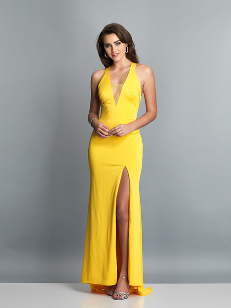 7852 gown from the 2019 Dave & Johnny Special Occasions collection, as seen on dressfinder.ca