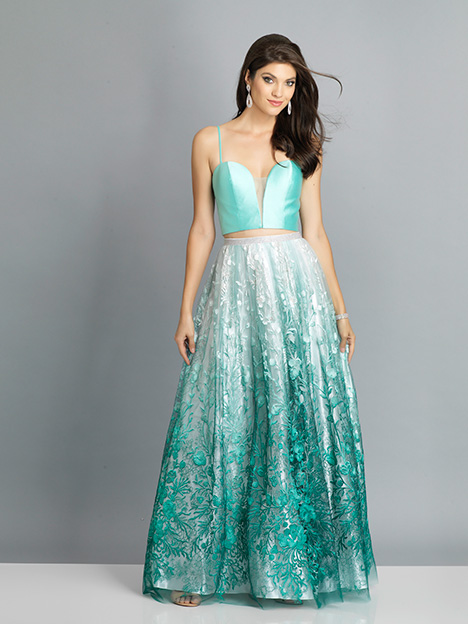 7846 gown from the 2019 Dave & Johnny Special Occasions collection, as seen on dressfinder.ca