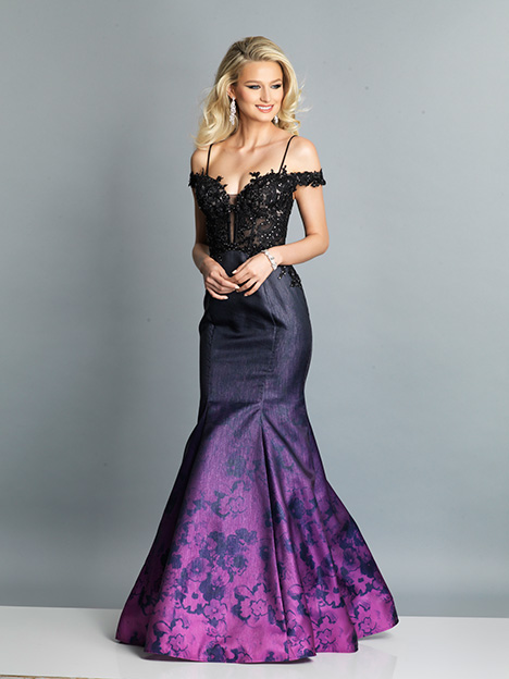 7795 gown from the 2019 Dave & Johnny Special Occasions collection, as seen on dressfinder.ca