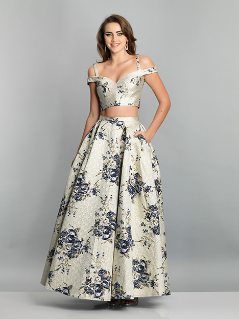 7765 gown from the 2019 Dave & Johnny Special Occasions collection, as seen on dressfinder.ca