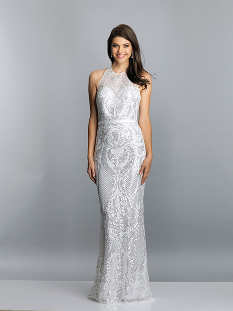 7697 gown from the 2019 Dave & Johnny Special Occasions collection, as seen on dressfinder.ca