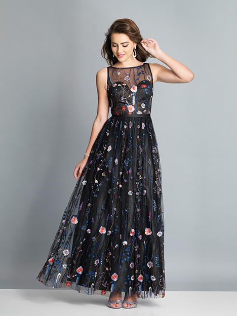 7689 gown from the 2019 Dave & Johnny Special Occasions collection, as seen on dressfinder.ca