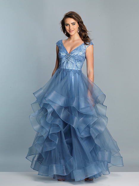 7679 Prom dress by Dave & Johnny Special Occasions