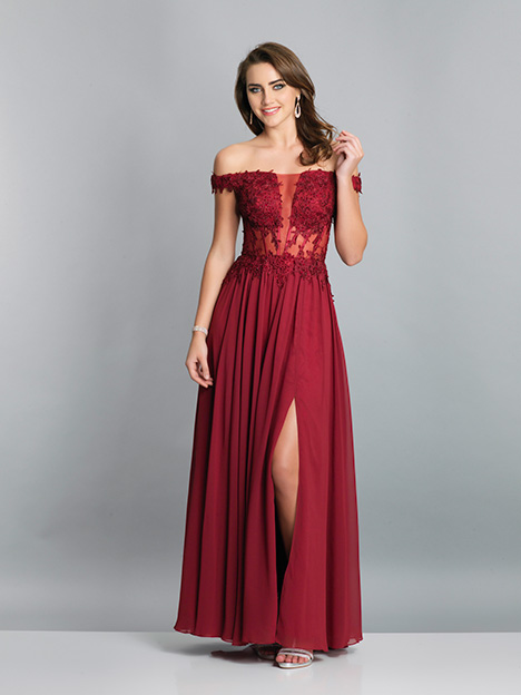 7674 Prom                                             dress by Dave & Johnny Special Occasions
