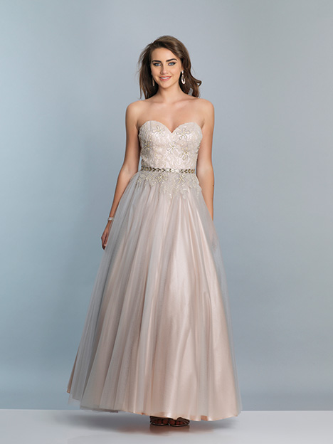 7645 gown from the 2019 Dave & Johnny Special Occasions collection, as seen on dressfinder.ca