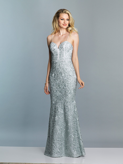 7631 gown from the 2019 Dave & Johnny Special Occasions collection, as seen on dressfinder.ca