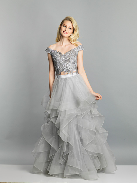 6872 Prom                                             dress by Dave & Johnny Special Occasions