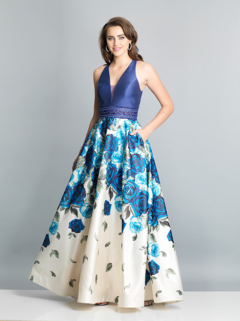 6870 Prom                                             dress by Dave & Johnny Special Occasions