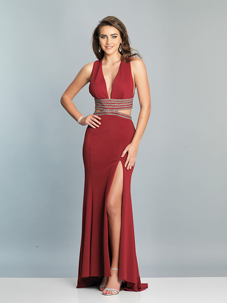 6900 gown from the 2019 Dave & Johnny Special Occasions collection, as seen on dressfinder.ca