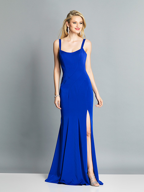 6834 gown from the 2019 Dave & Johnny Special Occasions collection, as seen on dressfinder.ca