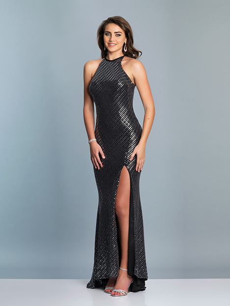 6919 gown from the 2019 Dave & Johnny Special Occasions collection, as seen on dressfinder.ca