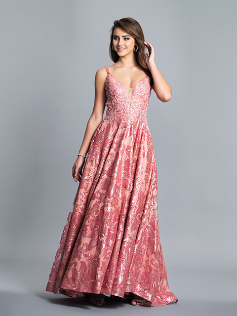 6923 gown from the 2019 Dave & Johnny Special Occasions collection, as seen on dressfinder.ca