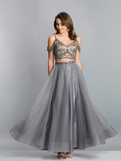 6776 Prom                                             dress by Dave & Johnny Special Occasions