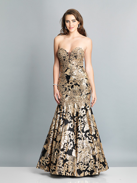 6768 Prom                                             dress by Dave & Johnny Special Occasions