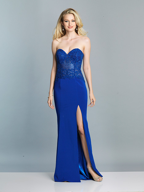 6749 Prom                                             dress by Dave & Johnny Special Occasions