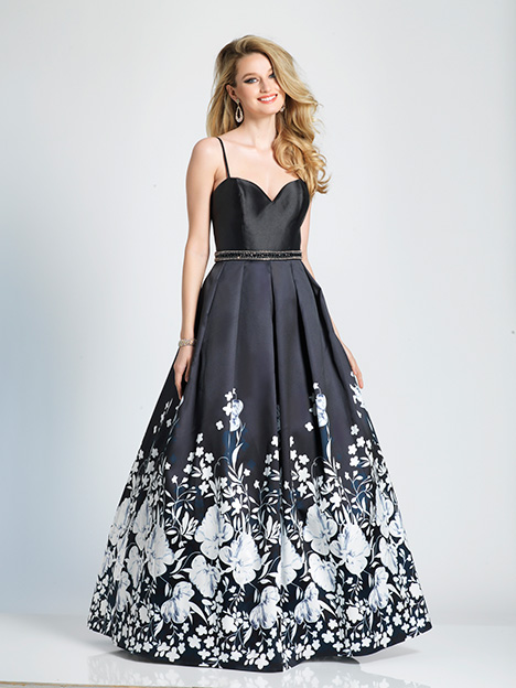 6738 Prom                                             dress by Dave & Johnny Special Occasions