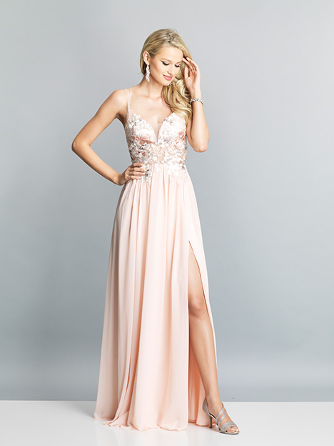 7628 gown from the 2019 Dave & Johnny Special Occasions collection, as seen on dressfinder.ca