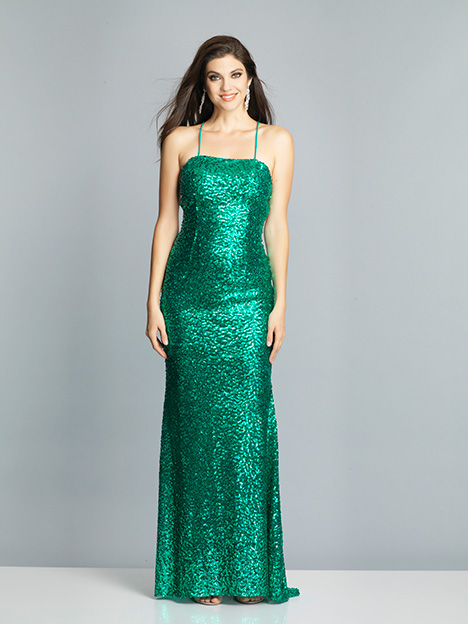 7619 gown from the 2019 Dave & Johnny Special Occasions collection, as seen on dressfinder.ca