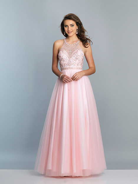 7617 gown from the 2019 Dave & Johnny Special Occasions collection, as seen on dressfinder.ca
