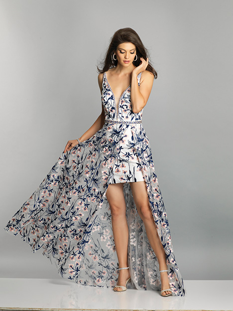 7610 gown from the 2019 Dave & Johnny Special Occasions collection, as seen on dressfinder.ca