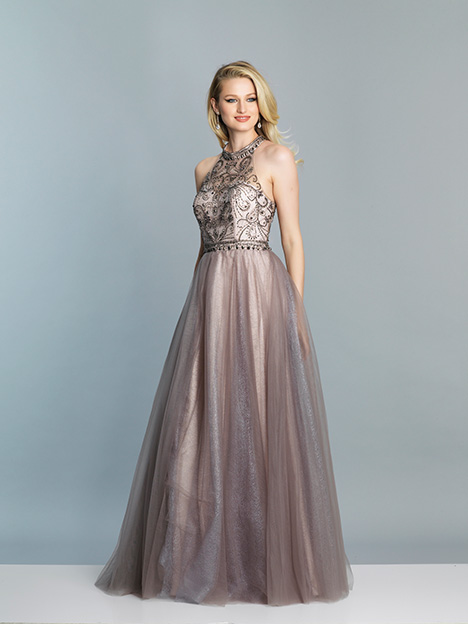 7593 gown from the 2019 Dave & Johnny Special Occasions collection, as seen on dressfinder.ca