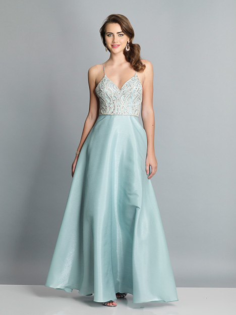 7587 gown from the 2019 Dave & Johnny Special Occasions collection, as seen on dressfinder.ca