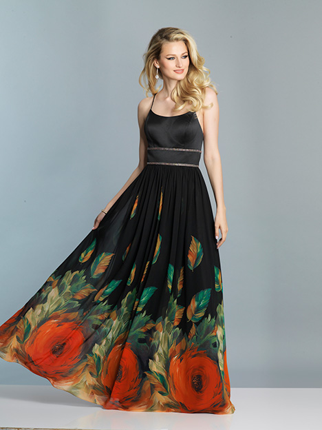 7561 gown from the 2019 Dave & Johnny Special Occasions collection, as seen on dressfinder.ca