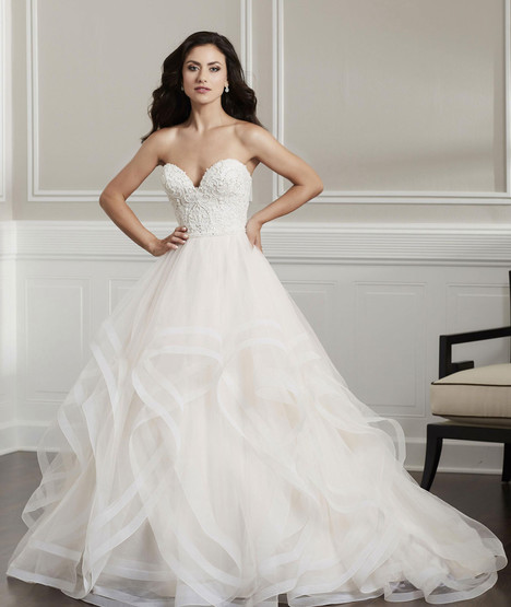 15688 Wedding                                          dress by Christina Wu
