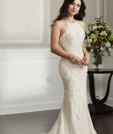 15689 Wedding                                          dress by Christina Wu