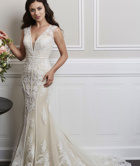 15691 Wedding                                          dress by Christina Wu