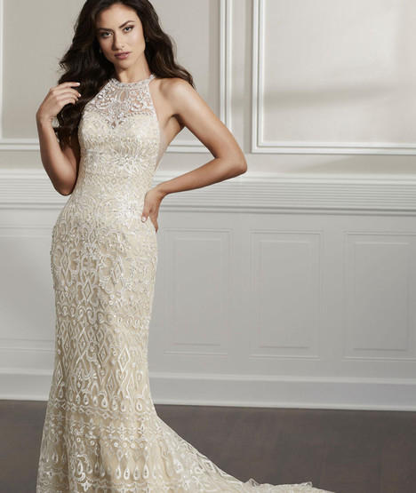 15699 Wedding                                          dress by Christina Wu