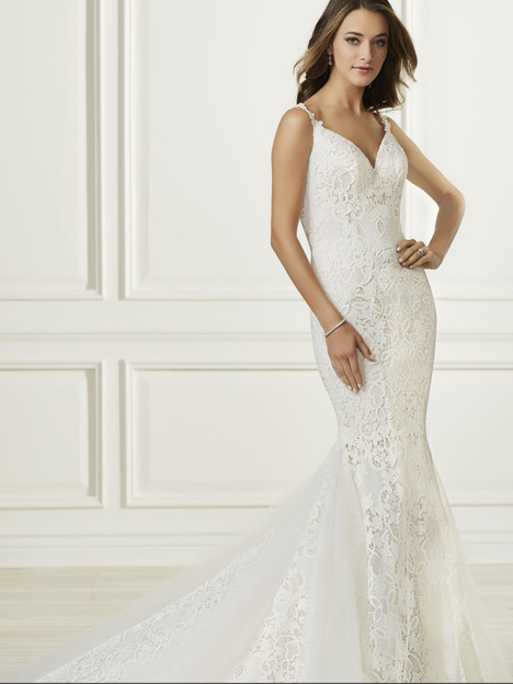 31097 Wedding                                          dress by Adrianna Papell
