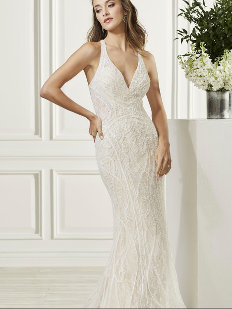40185 Wedding                                          dress by Adrianna Papell