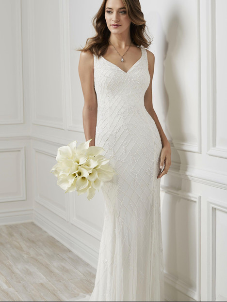 40188 Wedding                                          dress by Adrianna Papell