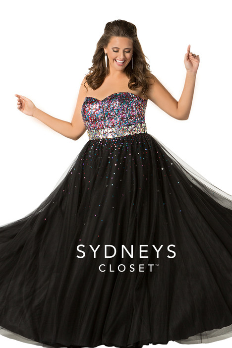SC7106 Prom                                             dress by Sydney's Closet Prom+