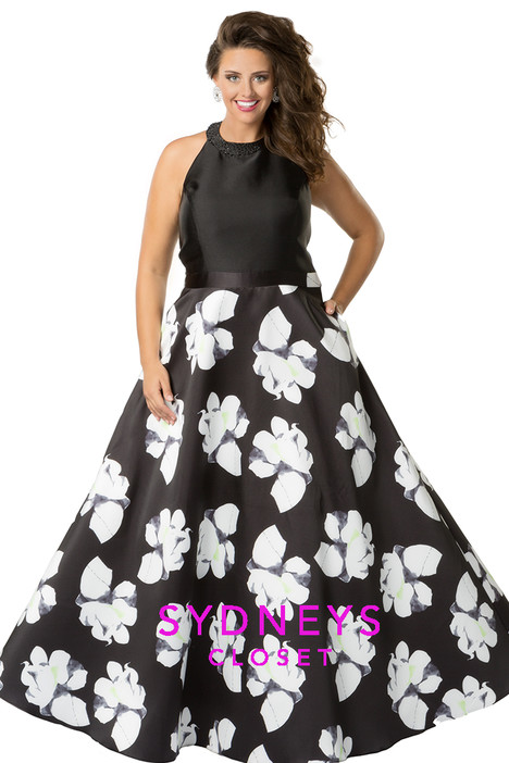 SC7230 Prom                                             dress by Sydney's Closet Prom+