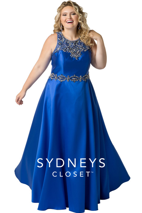 SC7232 Prom                                             dress by Sydney's Closet Prom+
